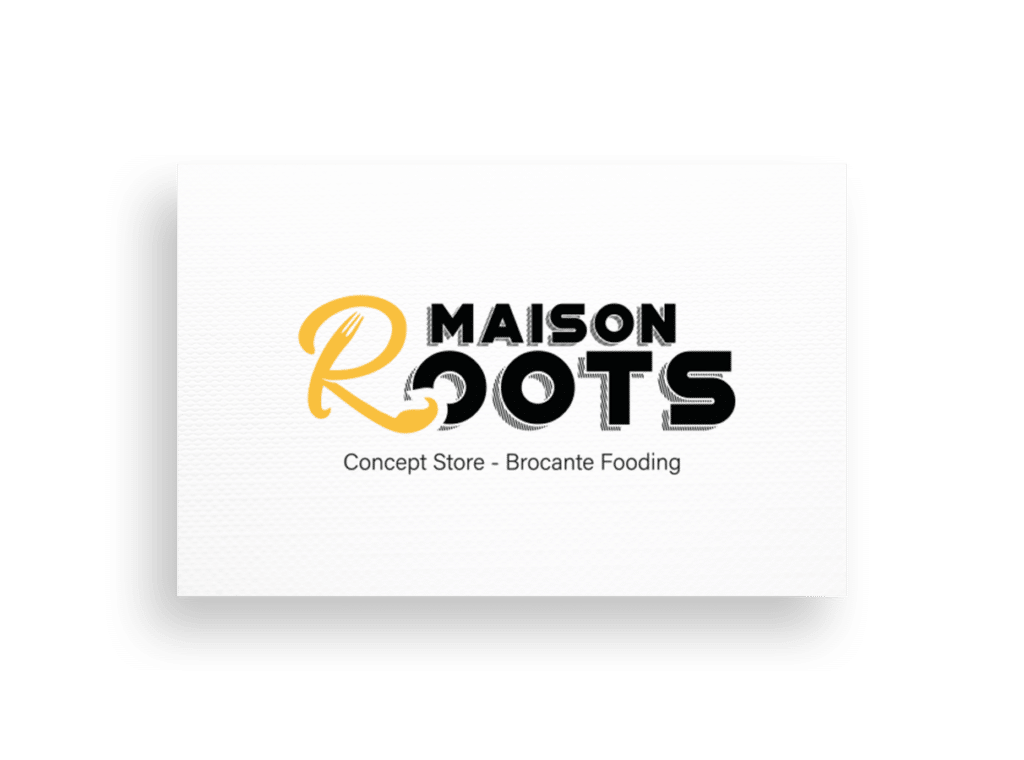 Maison Roots - Branding Le Mans - Agence de communication Le Mans