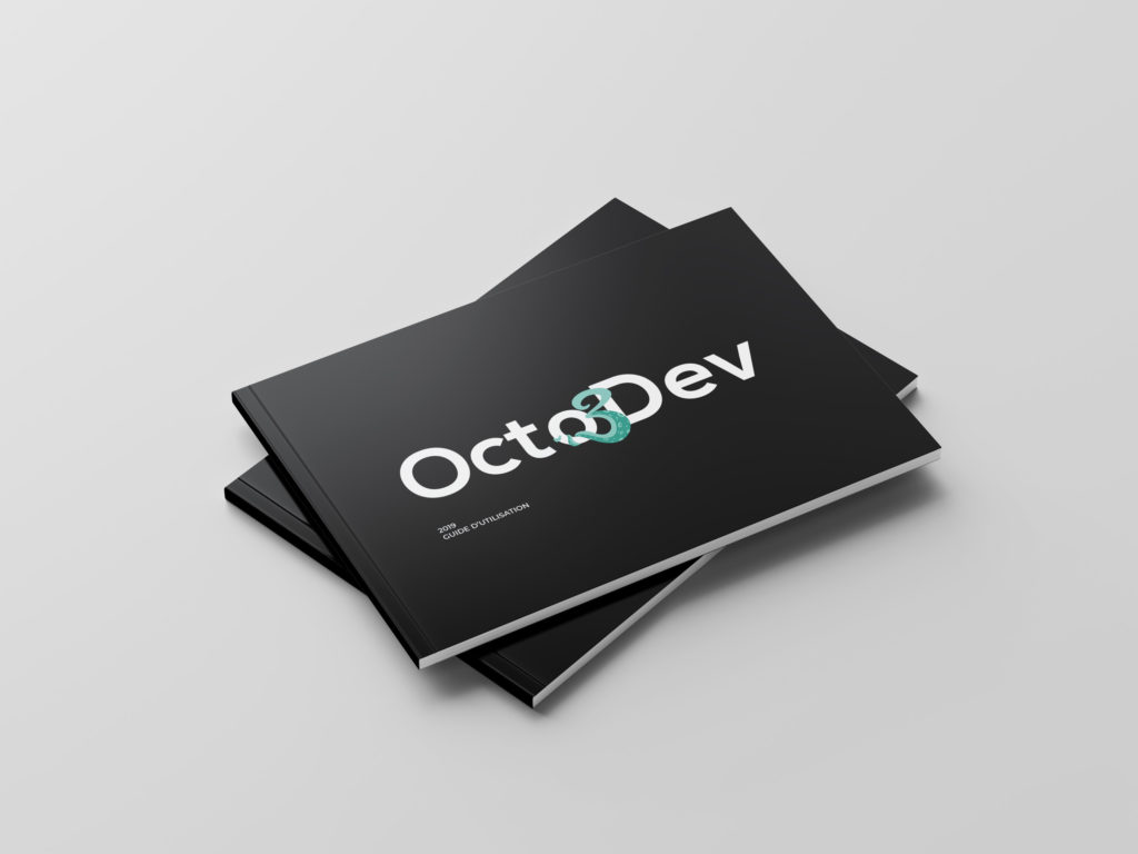 Minim Octo3Dev - Charte Graphique 1