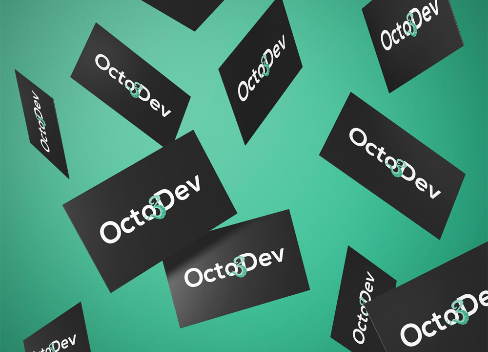 Réalisation Branding / Web & Digital - Octo3dev