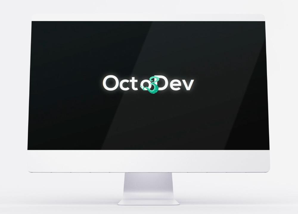 Minim Octo3Dev - Logo